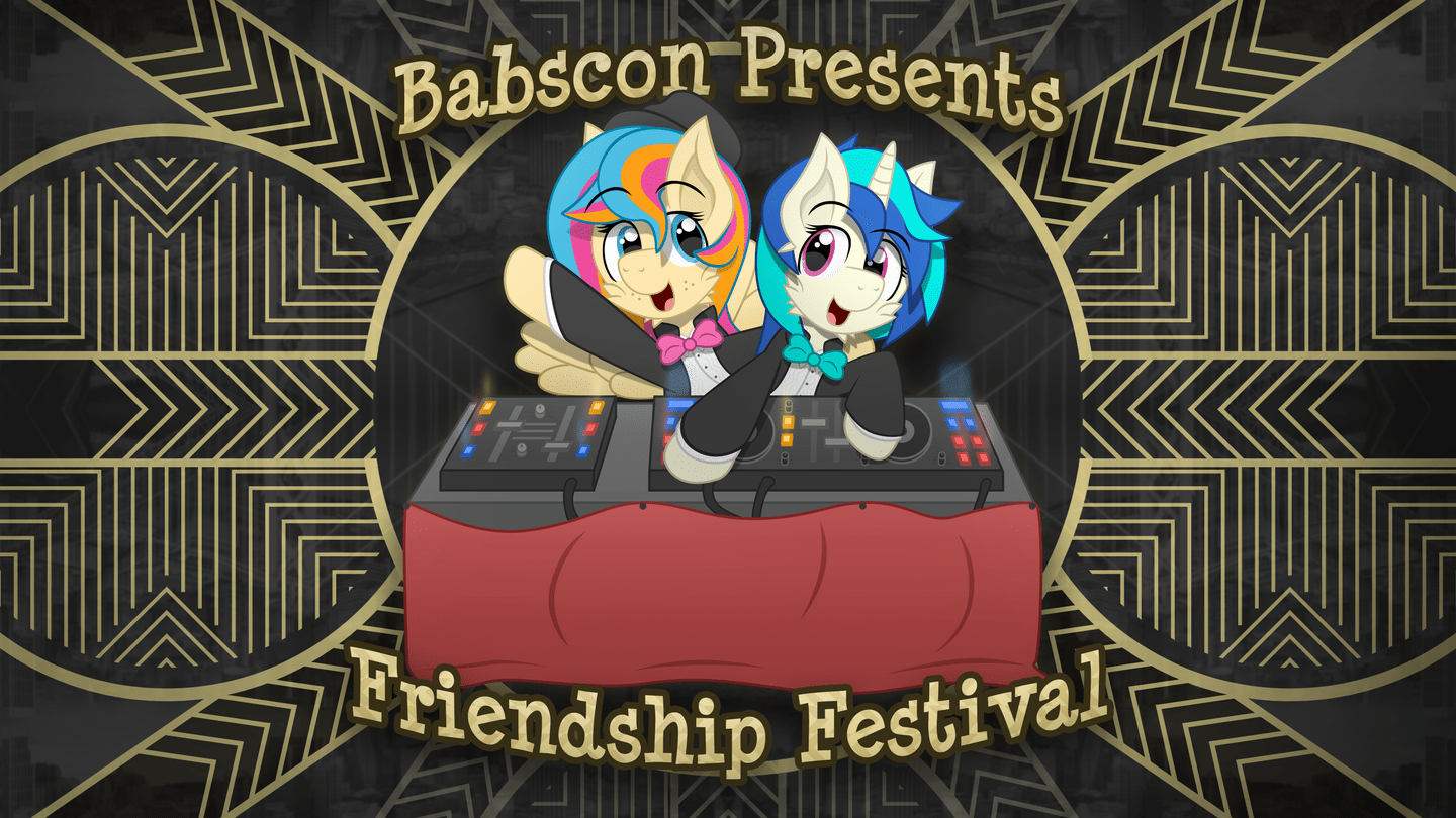 BABSCon Lights up the Night: Presenting the Friday Night Friendship Festival!