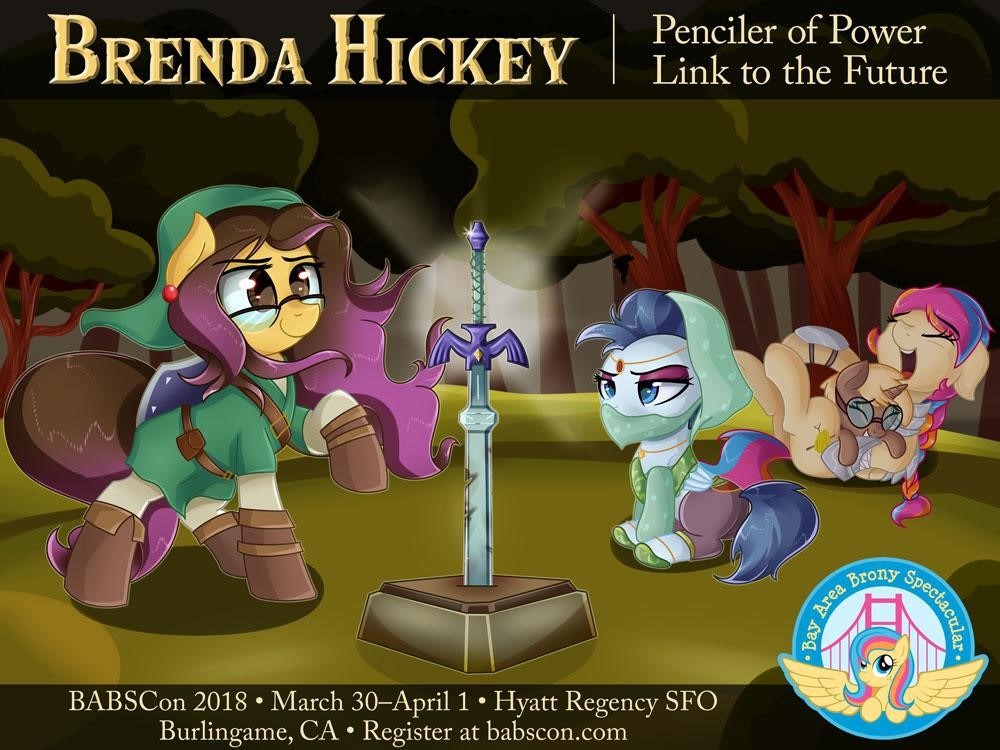 BABSCon Draws the Line With IDW Comics Artist Brenda Hickey
