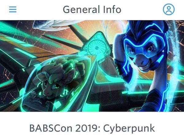 How to BABSCon (2019 Cyberpony Edition!)