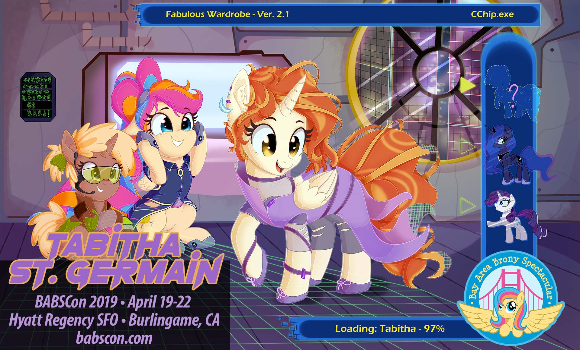 Tabitha St. Germain Will Make All The Friends at BABSCon 2019!