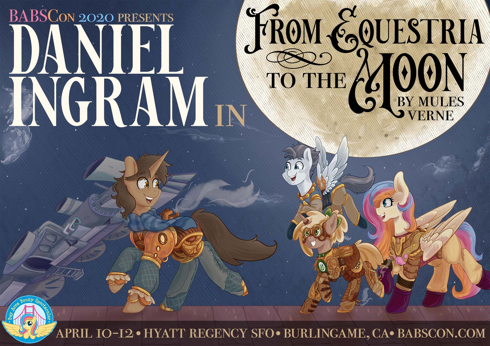 BABSCon Goes Over The Moon With Daniel Ingram & Black Friday Weekend Sale