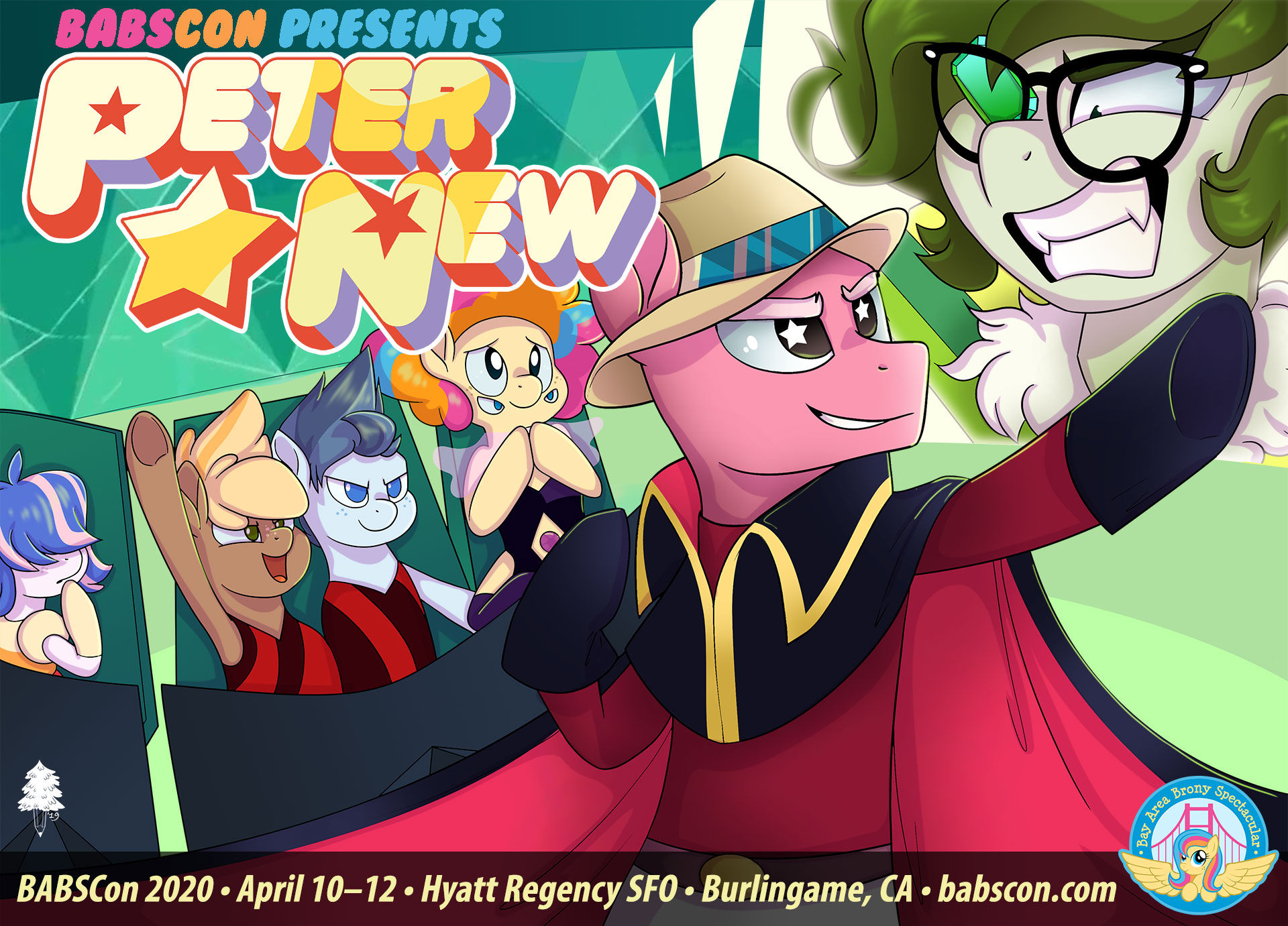 BABSCon 2020 Goes to the Peter New-niverse!
