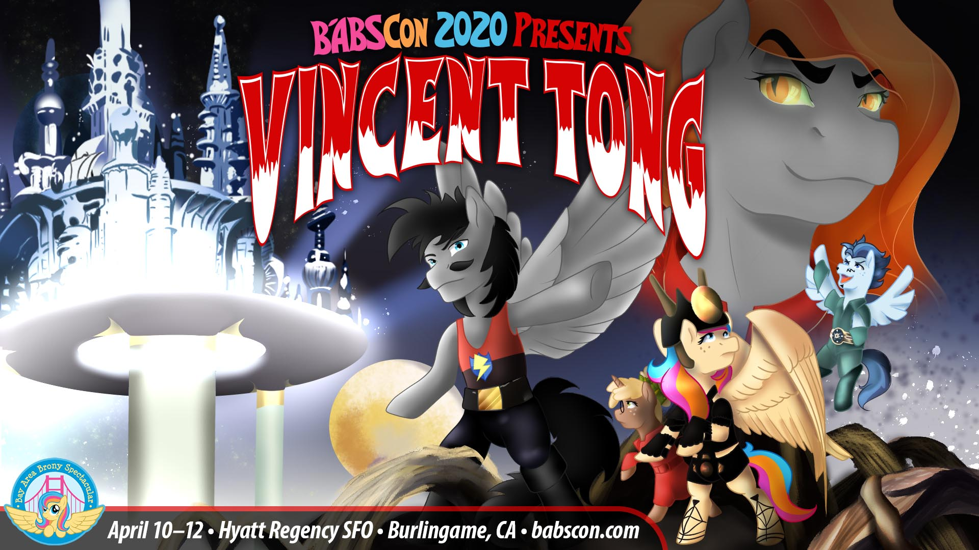 Vincent Tong Joins BABSCon 2020 in a Flash