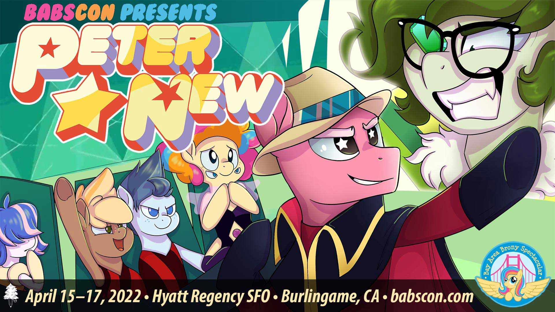 BABSCon 2022 Goes to the Peter New-niverse!